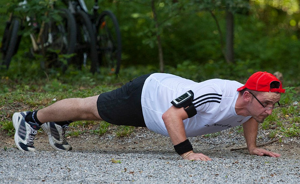 Vježbe snage u trčanju