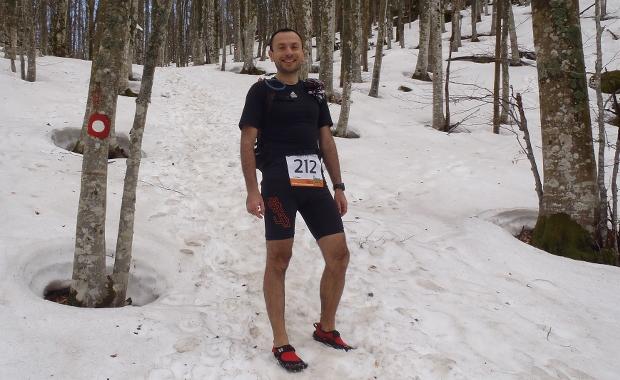 U snijegu sa 100 km Istre - za snijeg VFF TrekSport ipak nisu namijenjene