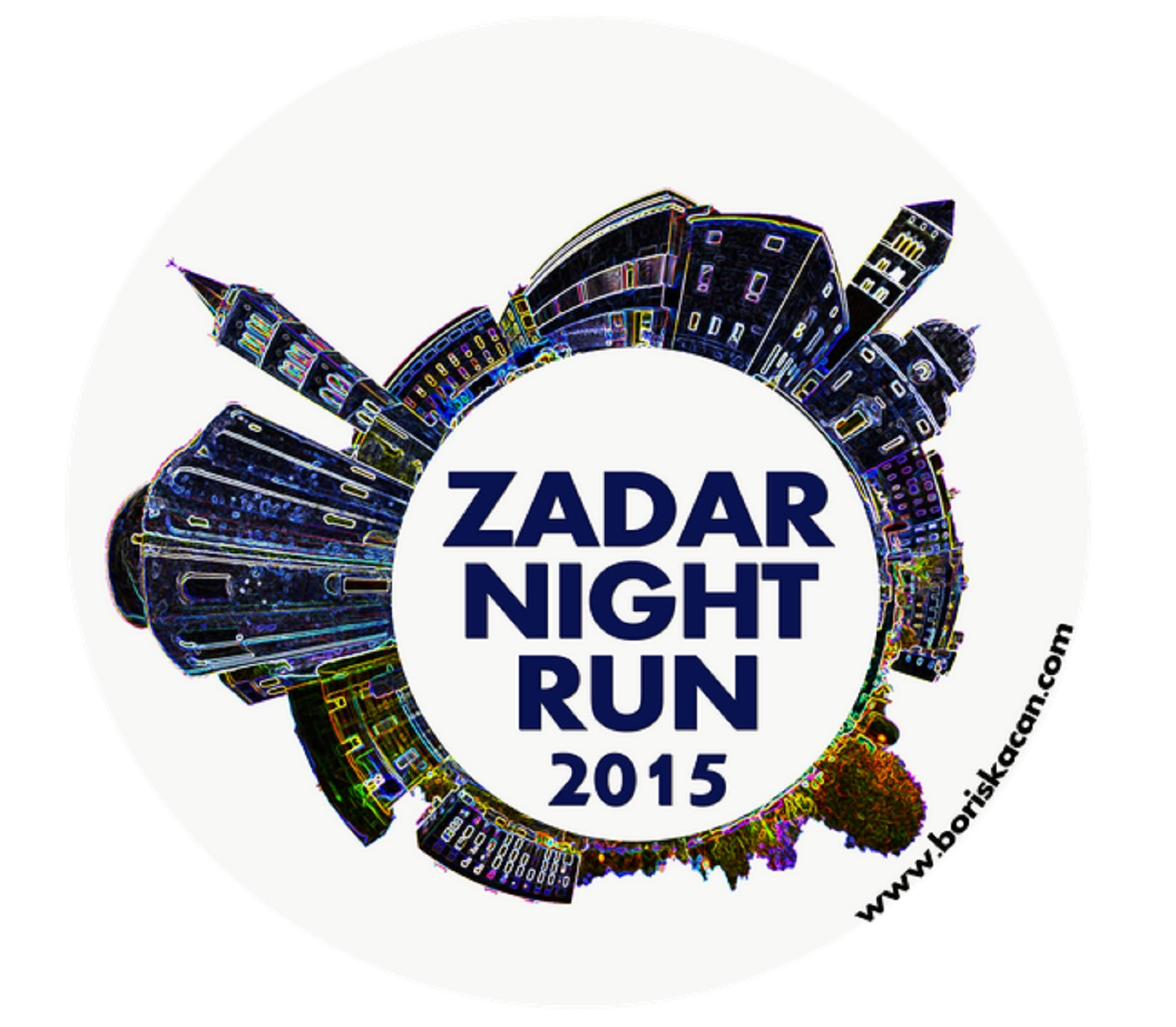 zadar night run 2015 � tr�anjehr